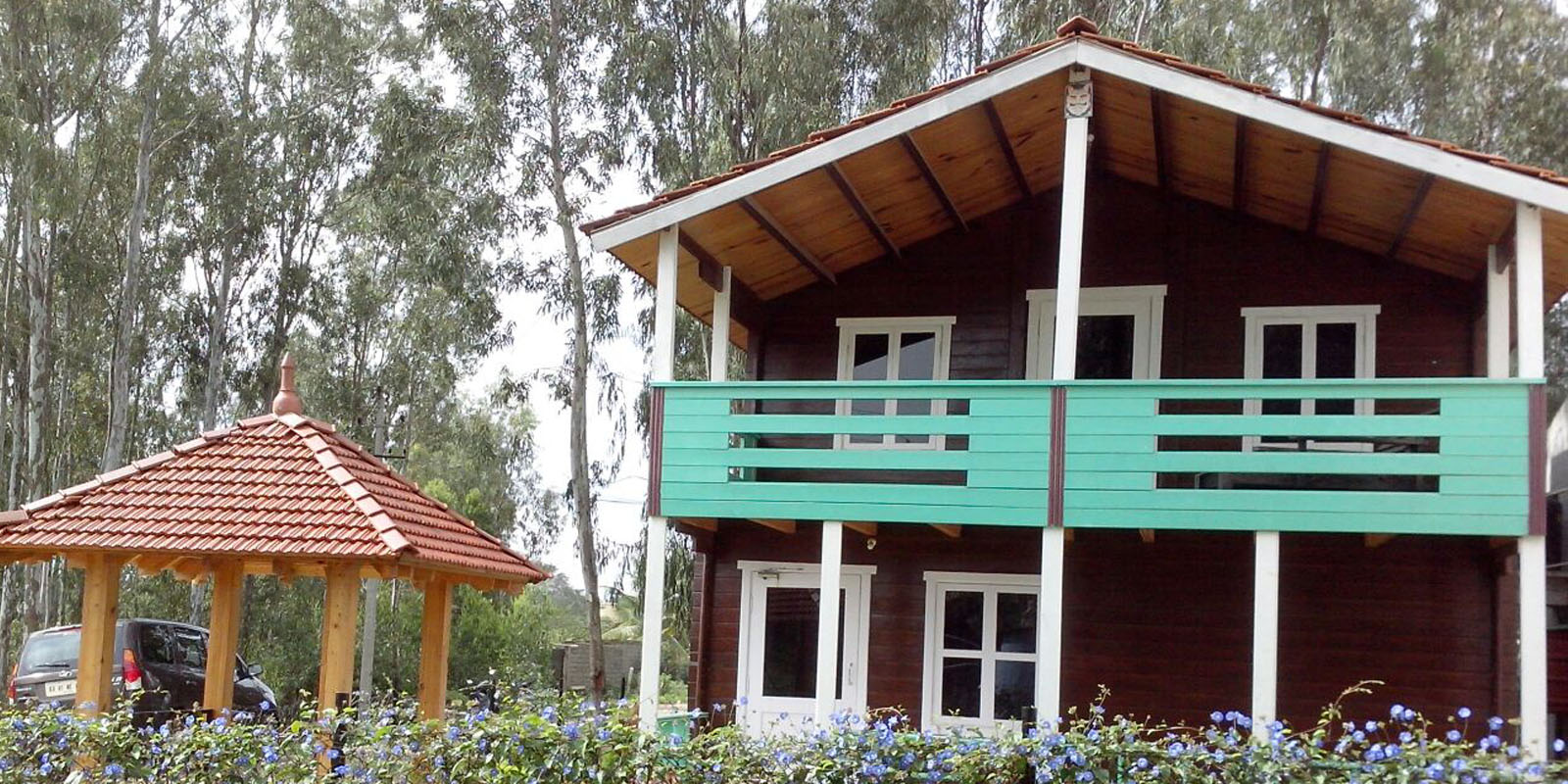 Eco Wooden Homes